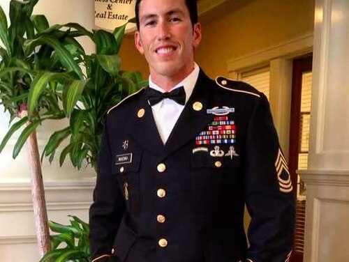 Master Sgt. Peter McKenna Jr.