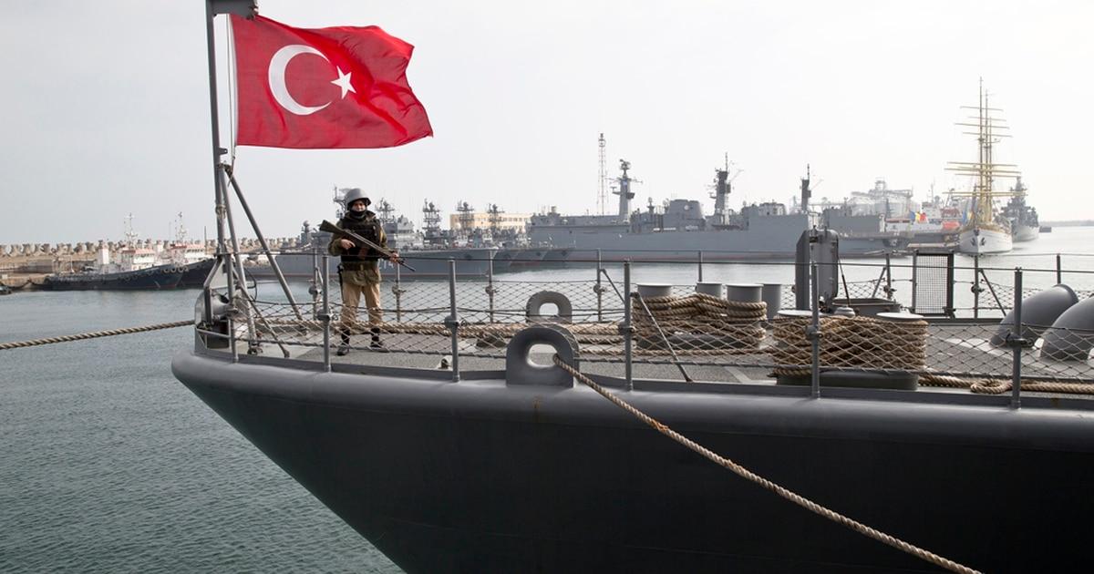 Εδώ είναι ό, τι γνωρίζουμε για τη φρεγάτα της Τουρκίας που κυκλοφόρησε πρόσφατα