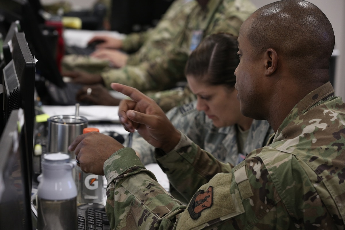 Air Force trains offensive warriors with unclassified exercise