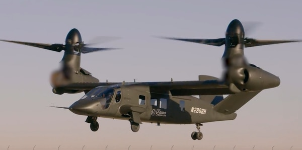 Bell Helicopter's V-280 Valor tilt-rotor aircraft should be a welcome addition to units conducting fast rope insertions, rappelling, or any other air assault operation. (Bell)