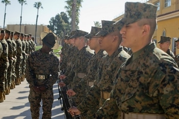 Boot Camp Casualty: The story inside one recruit's