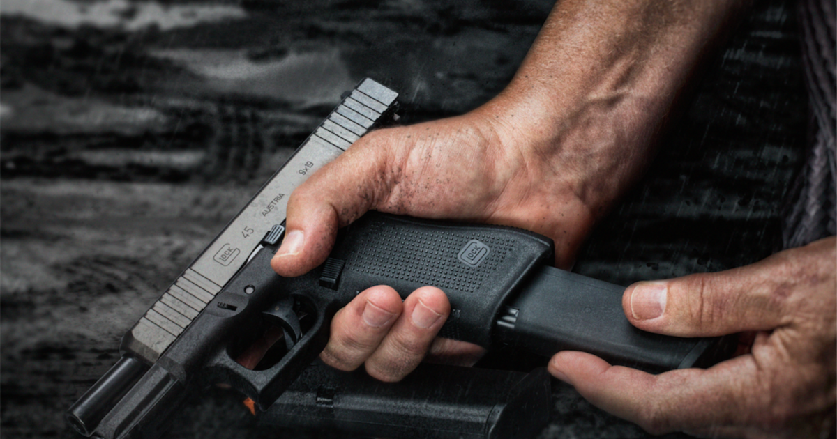 Glock just released a new Glock that looks a lot like