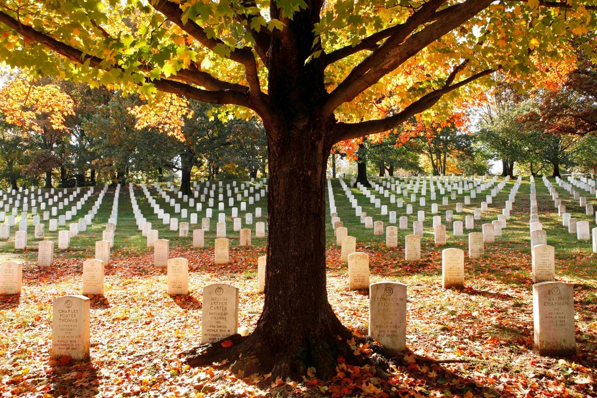 No more burials at Arlington in 25 years? Famed cemetery ...