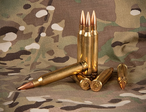 The Sig ammunition selected by the US Army for their sniper platforms.