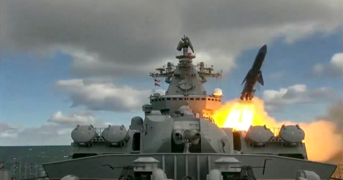 Hyten wants a greater 'focus' with cruise missile defense
