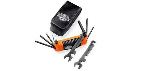 Harley-Davidson All-In-One Folding Tool (Harley-Davidson)