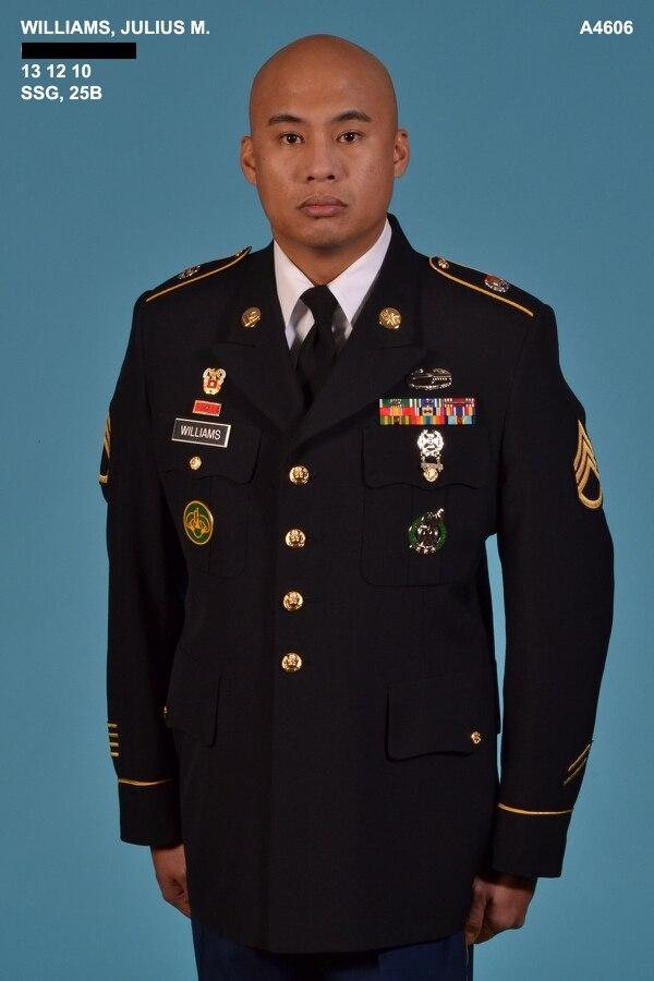 Sgt Julius Williams/Army