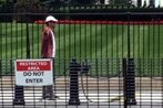 Former Marine jumps fence at White House, says birds and the sky told him to attack President Trump