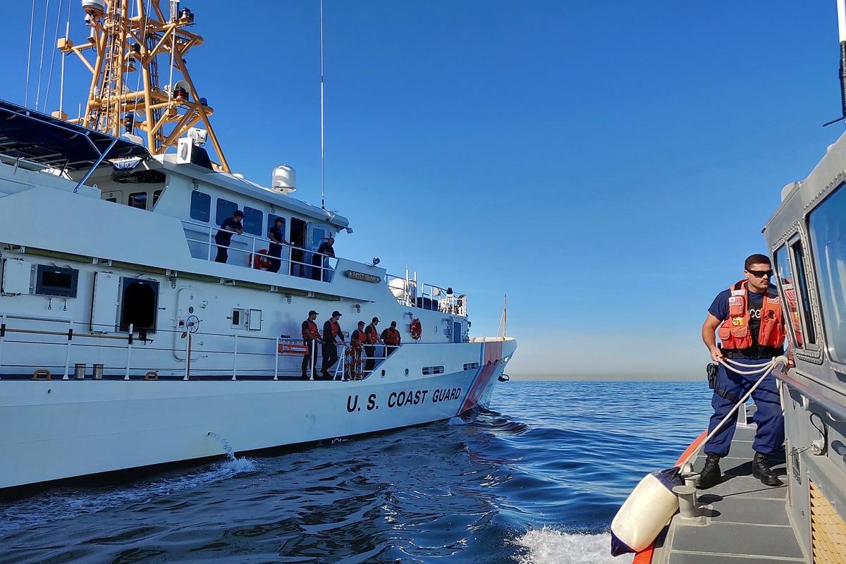 US Coast Guard Government Shutdown