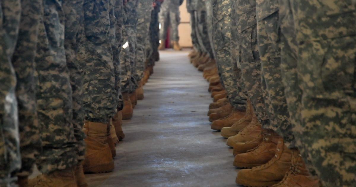 Why the military should consider a waiver for high-functioning autism