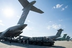 The Air Force repaired more than half its C-5s after a stand-down this summer