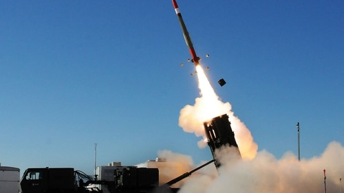 Lockheed Martin is pushing toward a deal with Germany to develop and procure a new version of the MEADS air defense system. (John Hamilton/White Sands Missile Range)