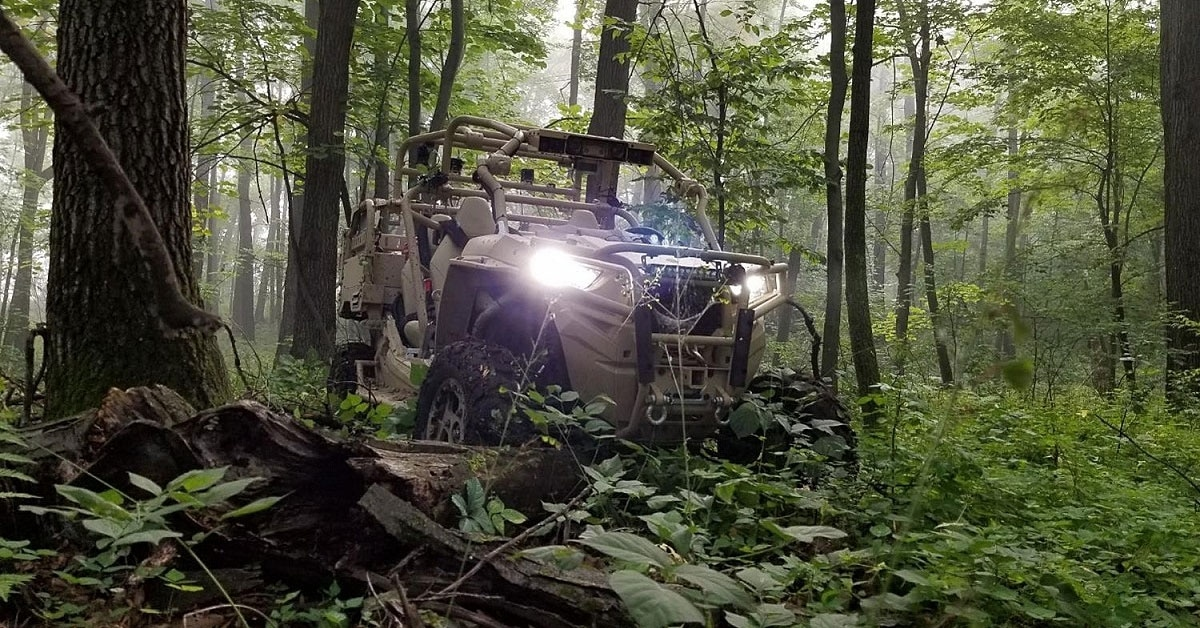 We're about to find out if this 'optionally-manned' Polaris