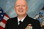 A Navy admiral under investigation for 'free hugs,' Twister games and a margarita machine in his office