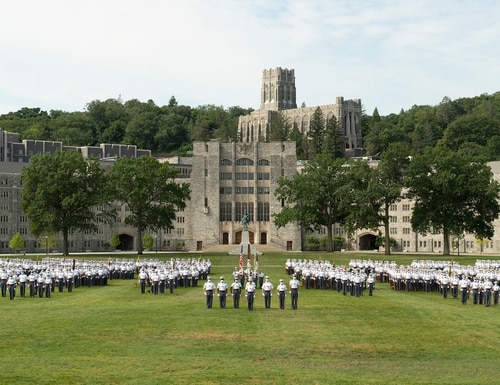 A former West Point cadet's lawsuit alleges the school failed to prevent and respond to her on-campus rape. (John Pellino/USMA)