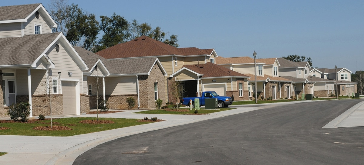 Keesler mold problems addressed at military residential meetings