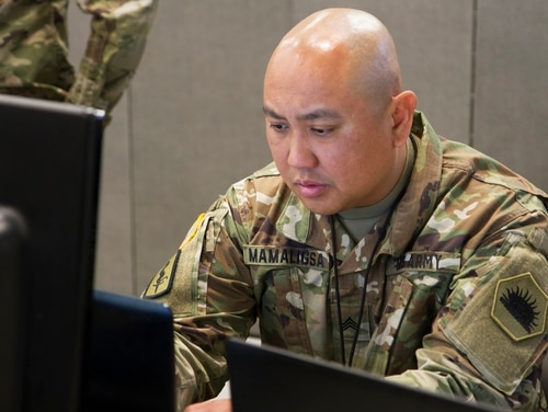 Army Cyber relies on commercial threat intelligence to augment its operations.