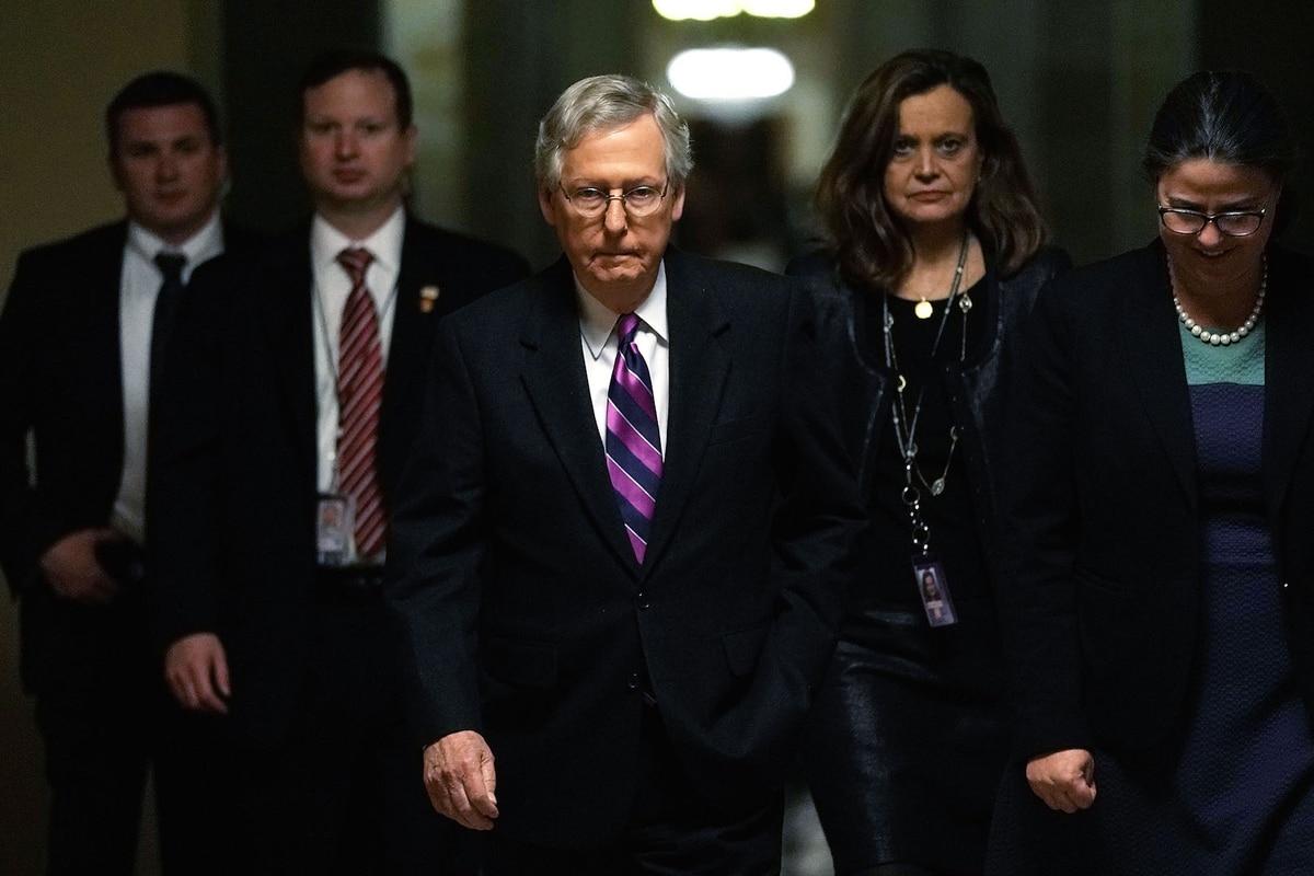 Shutdown imminent as Senate fails to vote on resolution