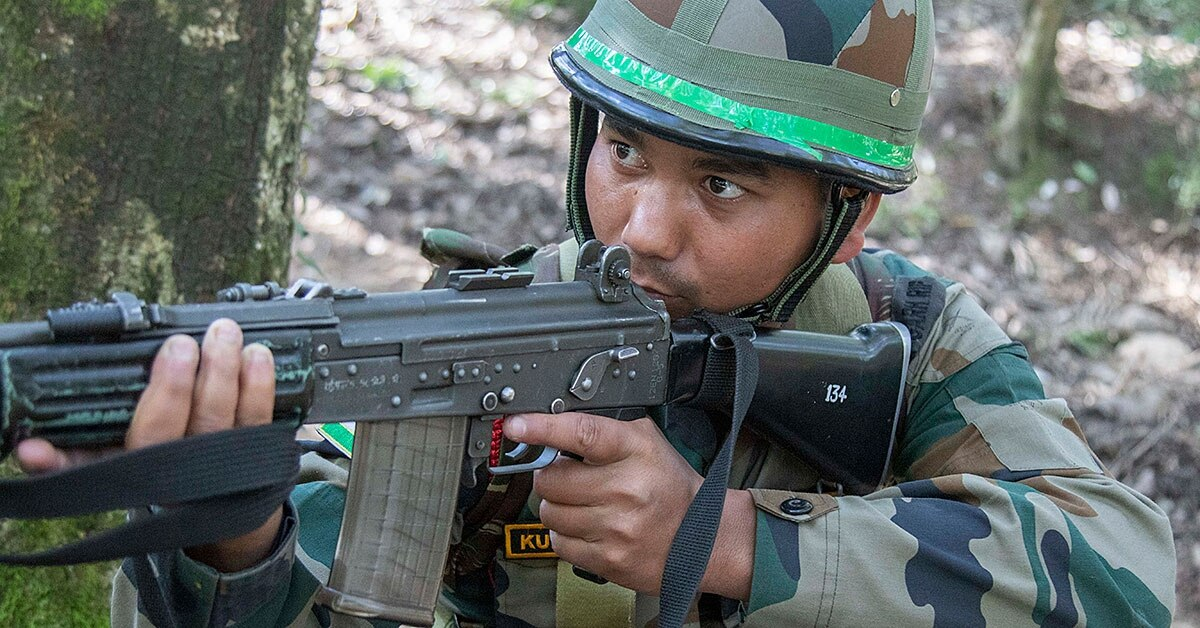 These AR-style rifles are about to win a major Indian