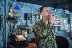 Interview: US Navy's top officer talks acquisition, sub building and naval warfare