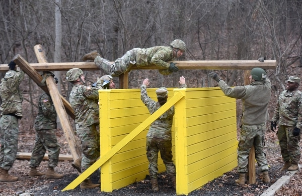 The Army's end strength is expected to continue growing in FY21. (Eric Pilgrim/U.S. Army)