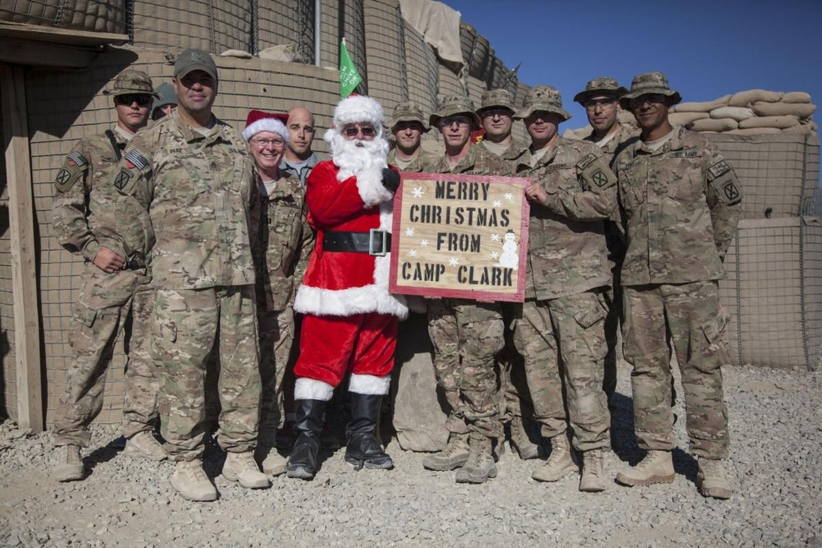 البنتاغون: بابا نؤيل يزور قواتنا في العراق