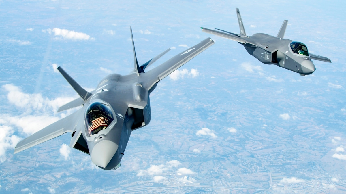 The price of the F-35 has been falling, but it could hit a wall soon