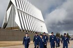 Landmark Air Force Academy Chapel closing for restoration