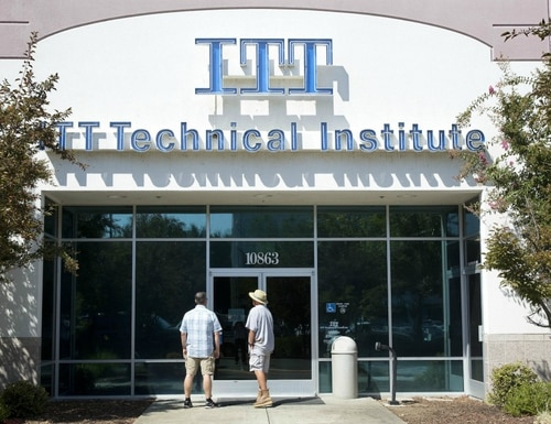 The Education Department has reinstated the Accrediting Council for Independent Colleges and Schools, which oversaw now-defunct for-profit institutions, such as ITT Technical Institute. (AP Photo/Rich Pedroncelli)
