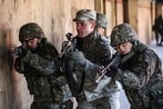 Report: South Korea military exercises 'suspended indefinitely'