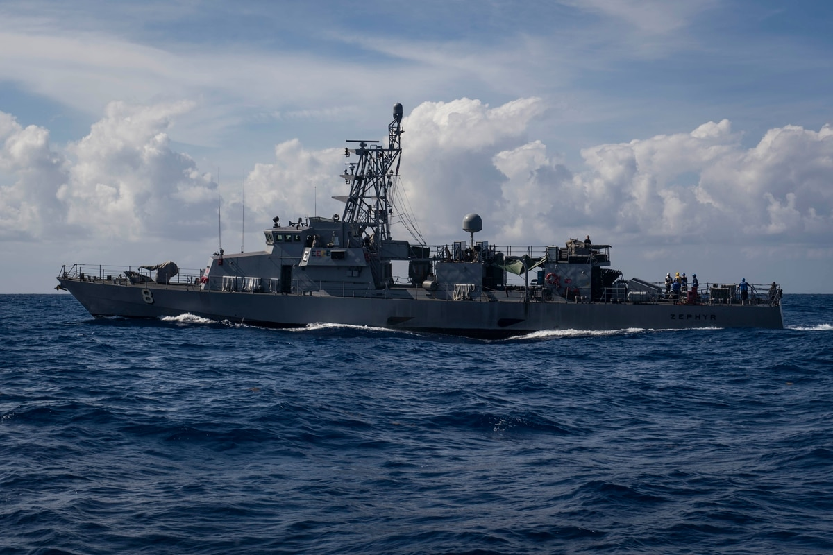 navy pc zephyr and coast guard make 22 5m bust in caribbean
