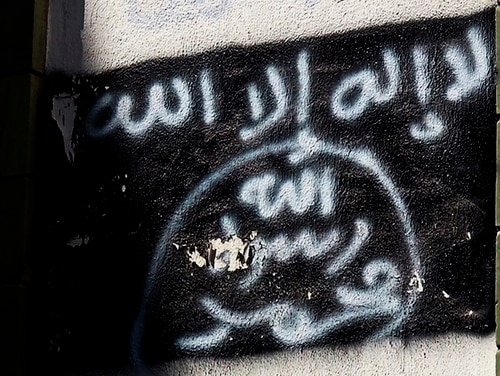 ISIS could begin to exploit the online space as its territory shrinks. (Maad Al Zekri/AP)