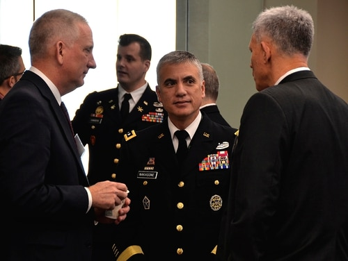 What issues will incoming Cyber Command commander face upon taking the job? (Army Cyber Command)