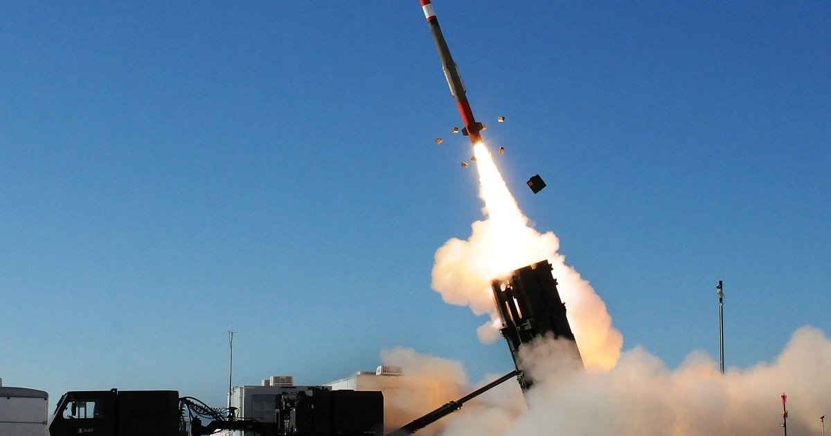 Germany in talks with Lockheed Martin over 'fragile' missile defense program