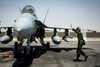 US-led coalition intensifies airstrikes in Raqqa at a cost