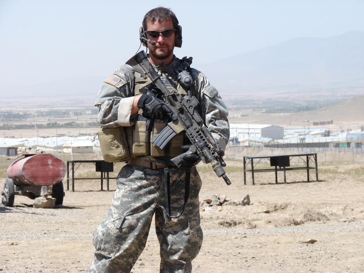 RIP Sapper Rowan Jaie Robinson - War On Terror News