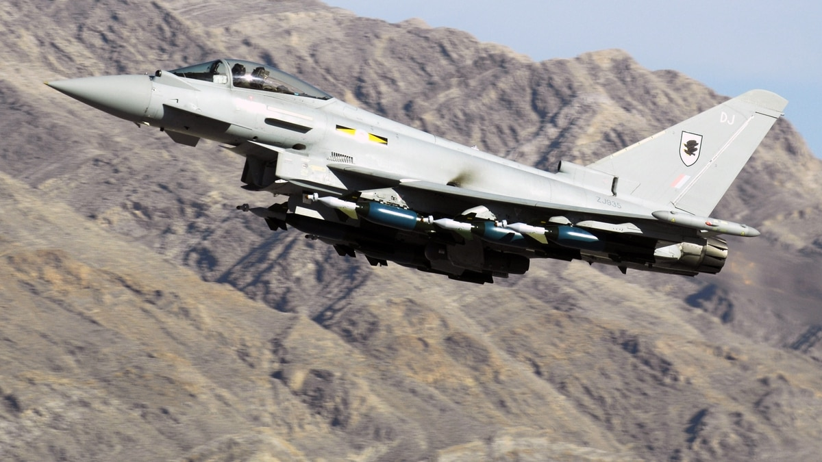 Paveway IV leads UK investment in munitions replenishment