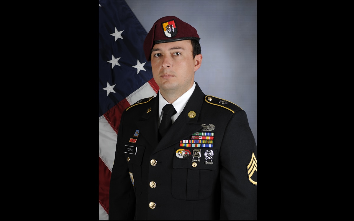 Pentagon identifies special operations soldier killed in