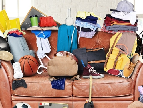 Preparing to move? It may be time to get rid of a few things. ( dorian2013/iStock/Getty Images)