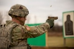 Here's a sneak peek at a laser/light combo for the Army's newest pistol