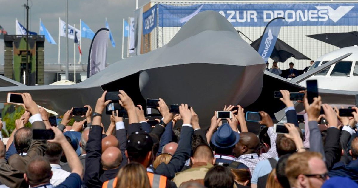 German defense ministry seeks $5.3 billion for next FCAS research phase