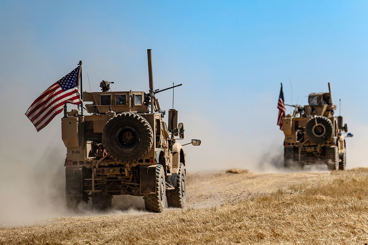 What it means for American bases in Syria to be occupied by ...