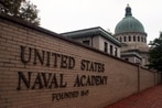 Sex assault reports up at Navy, Army academies