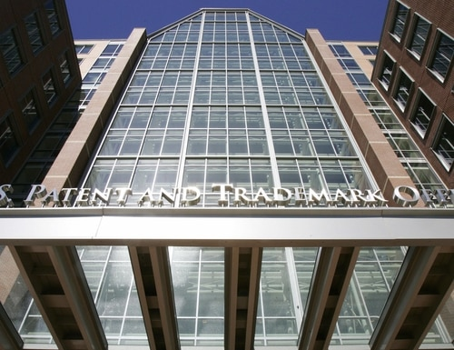 The U.S Patent and Trademark Office was ordered to rescind its efforts to enforce provisions of the three 2018 executive orders targeting federal collective bargaining. (Paul J. Richards/AFP/Getty Images)