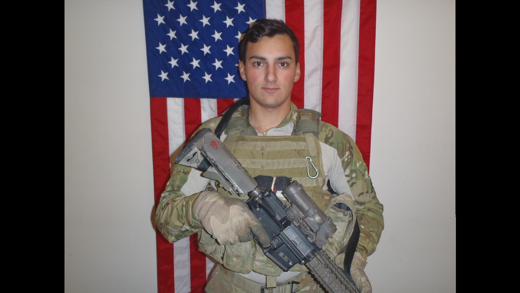 The 25-year-old Sgt. Leandro Jasso was killed during a raid in Nimruz province, Afghanistan.