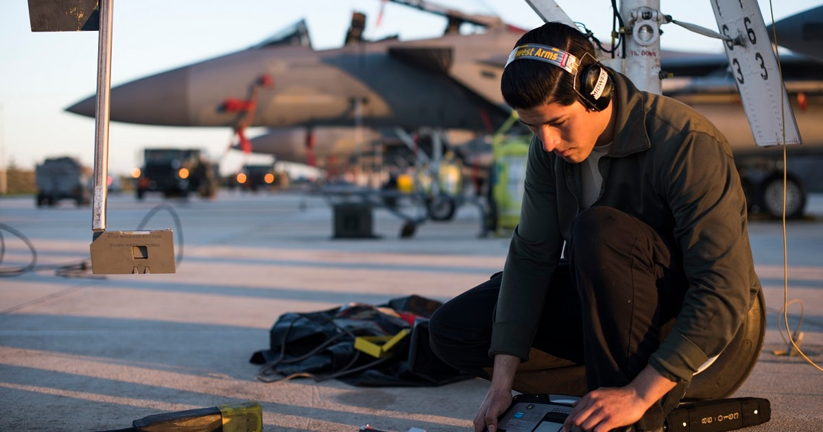 Enlisted members are the backbone of the Air Force