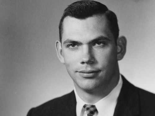 Col. Edgar F. Davis. (NC State University, College of Agriculture and Life Sciences, Communications Services via AP)