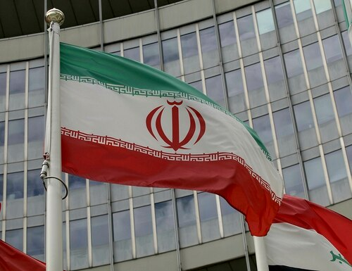 The DHS cybersecurity agency released an advisory warning of Iranian cyberthreats. (Ronald Zak/AP)