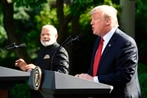 22 drones and a summit: The state of India-US defense ties