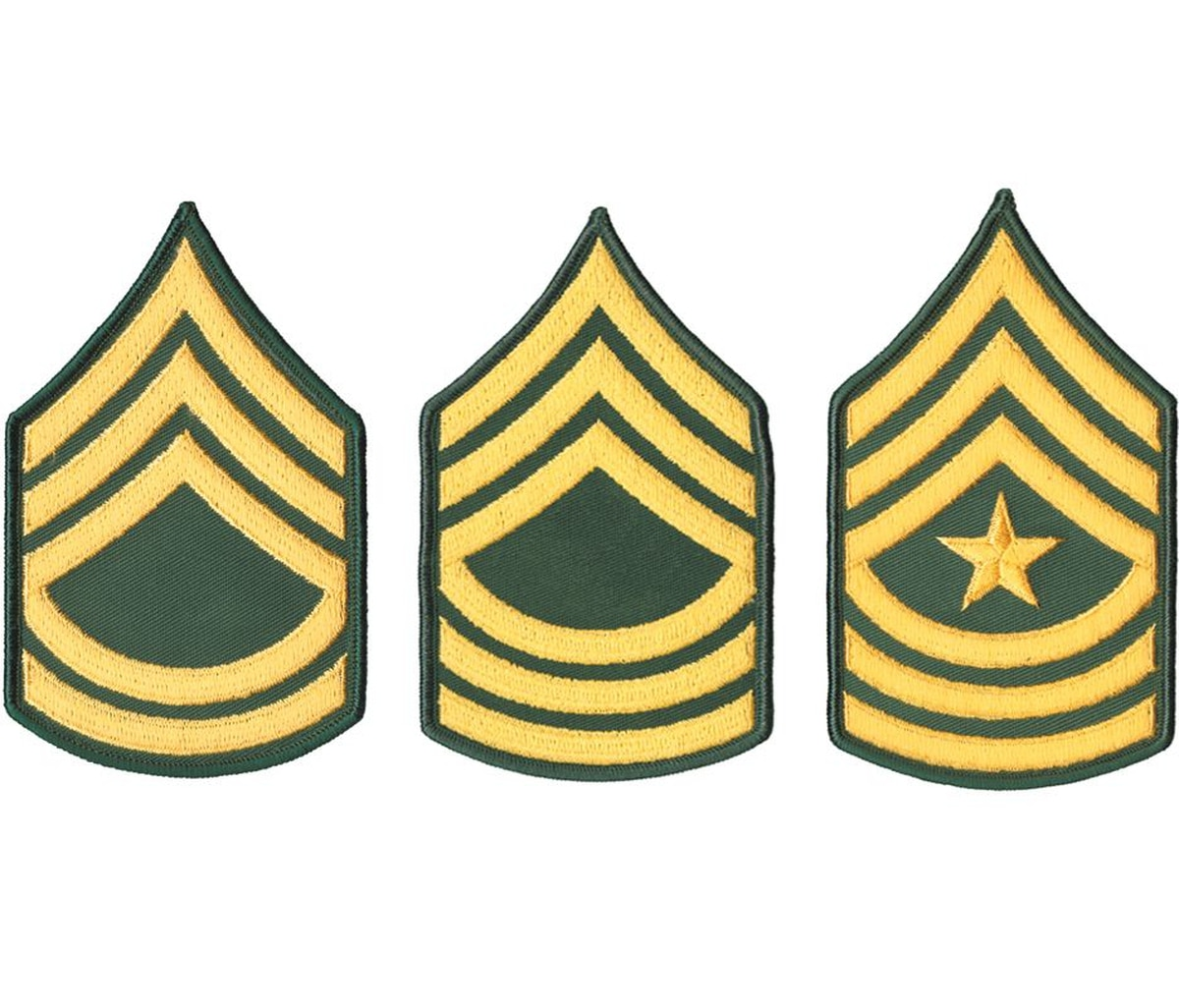 Army names AGR soldiers for promotion to senior enlisted ranks in